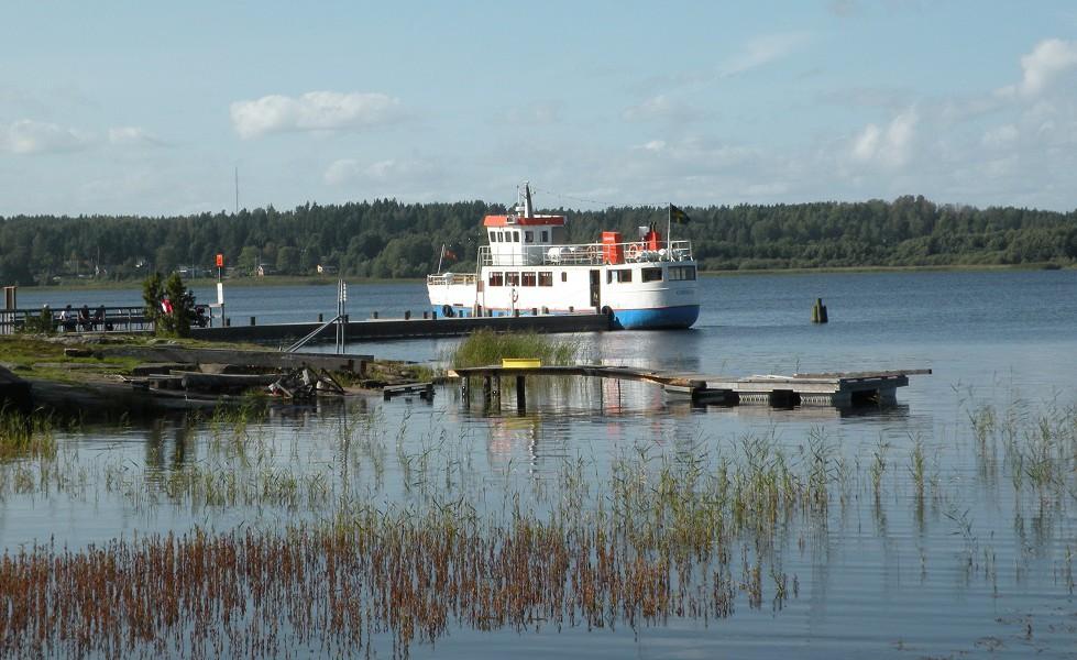 Jäveröleden båtbuss