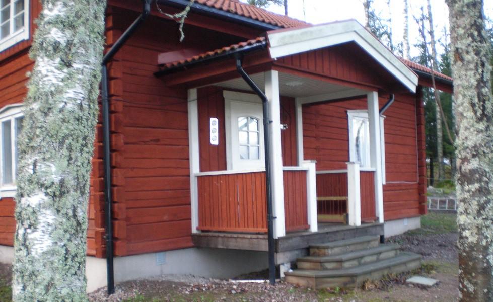 Sundviks gård, större stuga